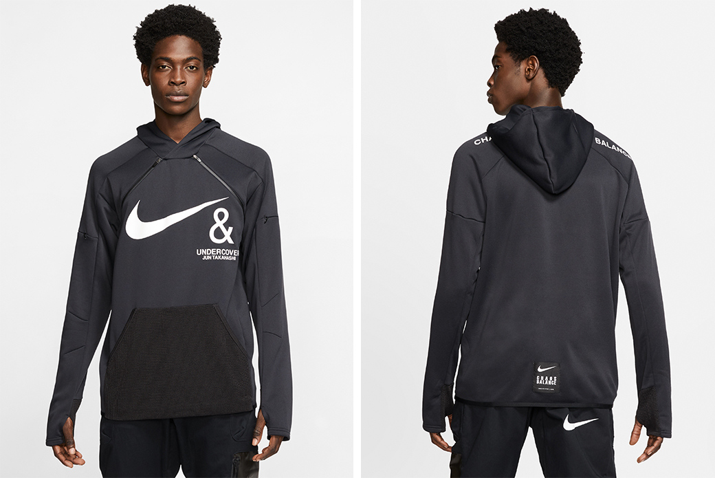 Nike × UNDERCOVER: баланс и хаос