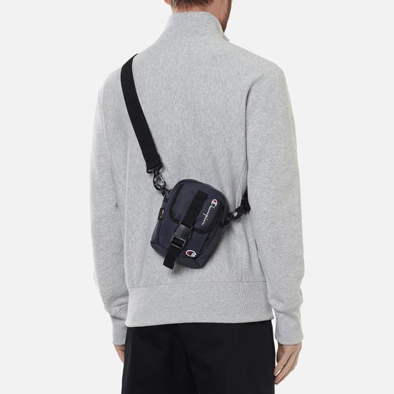 Сумка Champion Reverse Weave Small Shoulder Charcoal