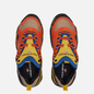 Мужские кроссовки Polo Ralph Lauren RLX Polo Sport Fast Trail Cordura/Suede Noisette/Cyber Yellow/Active Orange фото - 1