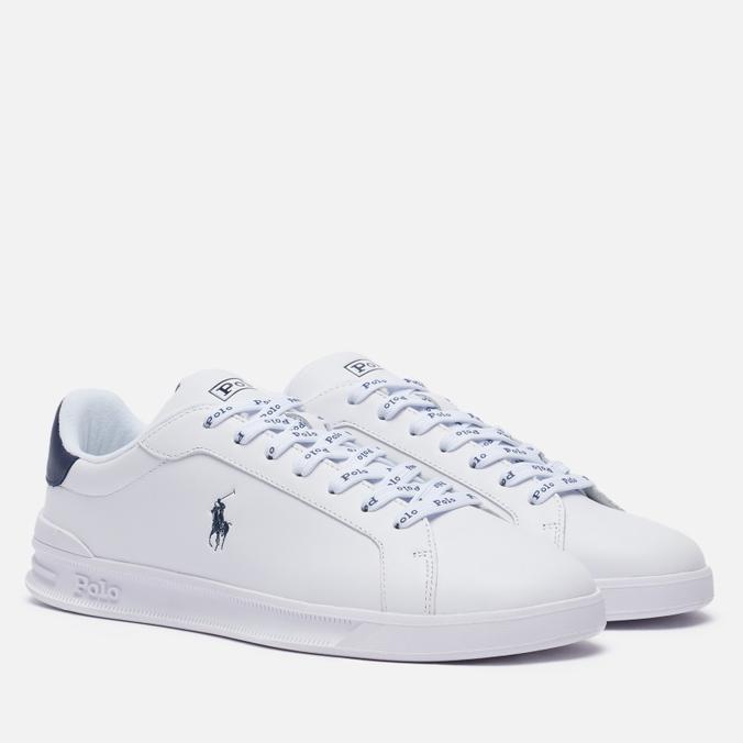 Мужские кроссовки Polo Ralph Lauren Heritage Court II Nappa Leather