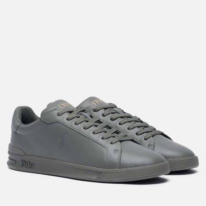 Мужские кроссовки Polo Ralph Lauren Heritage Court II Premium Leather