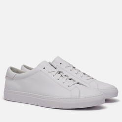 Мужские кроссовки Polo Ralph Lauren Jermain II Leather White