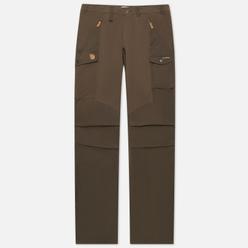 Мужские брюки Fjallraven Abisko M Dark Olive