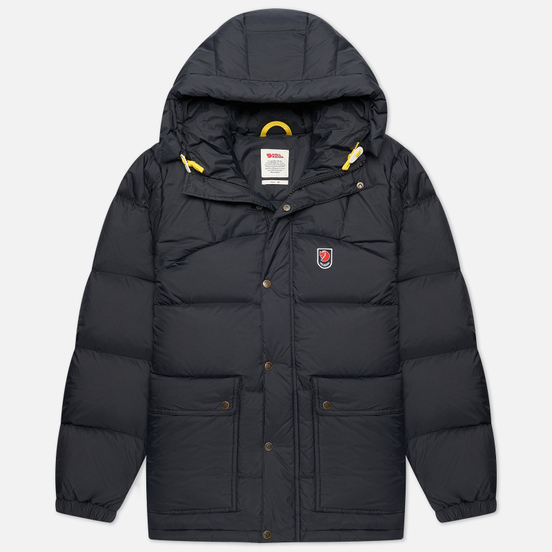 Мужской пуховик Fjallraven Expedition Down Lite M Black