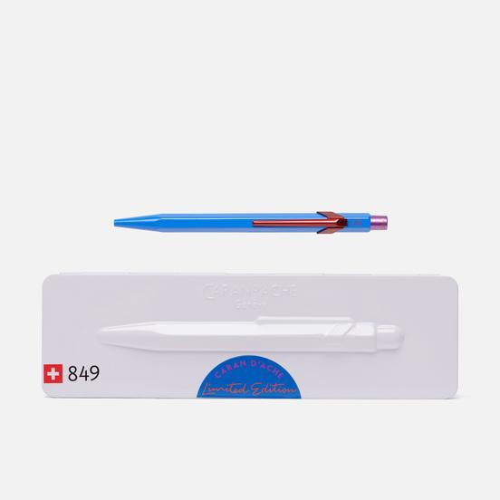 Ручка Caran d'Ache 849 Office Claim Your Style 2 Cobalt Blue