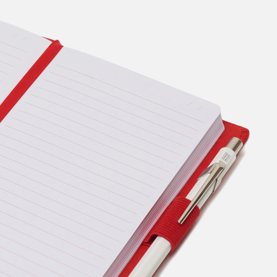 Записная книжка Caran d'Ache Office A5 Line 192 pgs Red