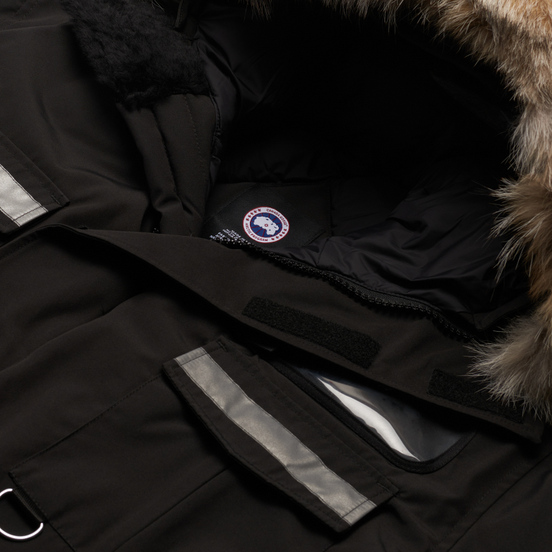 Мужская куртка парка Canada Goose Resolute Black