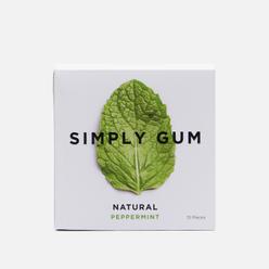 Жевательная резинка Simply Gum Natural Peppermint