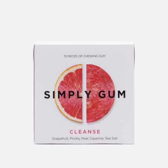 Жевательная резинка Simply Gum Natural Cleanse