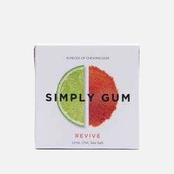 Жевательная резинка Simply Gum Natural Revive