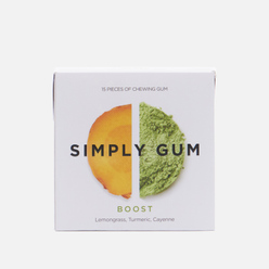 Жевательная резинка Simply Gum Natural Boost