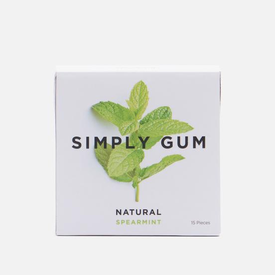 Жевательная резинка Simply Gum Natural Spearmint
