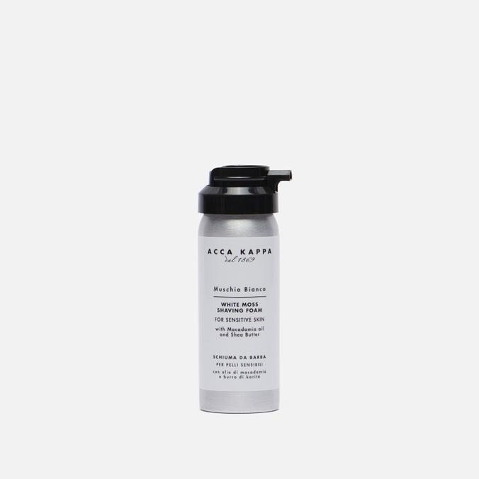 Пена для бритья Acca Kappa Muschio Bianco Travel Size мыло для бритья acca kappa 1869 muschio bianco 200мл