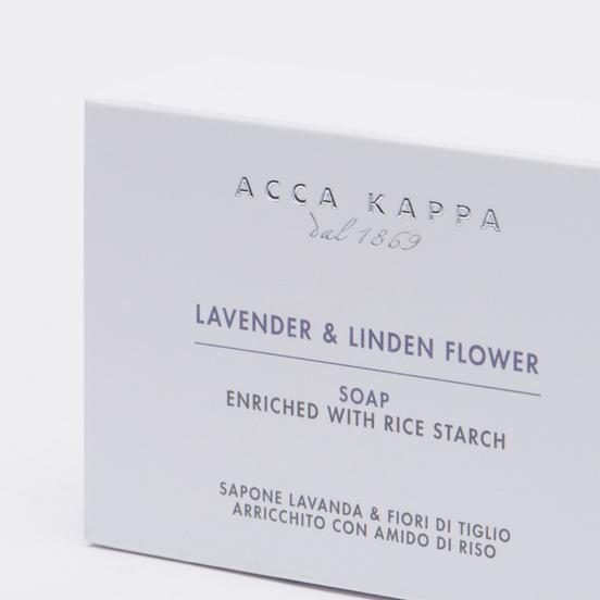 Мыло Acca Kappa Lavender & Linden Flower