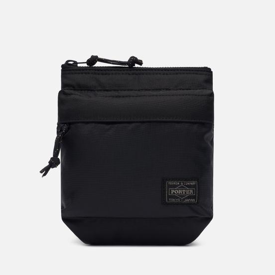 Сумка Porter-Yoshida & Co Force Shoulder Pouch Black