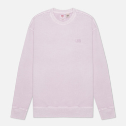 Мужская толстовка Levi's Authentic Logo Crewneck Lavender Frost