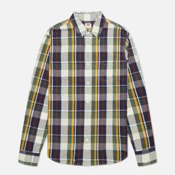 Мужская рубашка Levi's Classic One Pocket Standard Dholak Peacoat