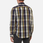 Мужская рубашка Levi's Classic One Pocket Standard Dholak Peacoat фото - 3