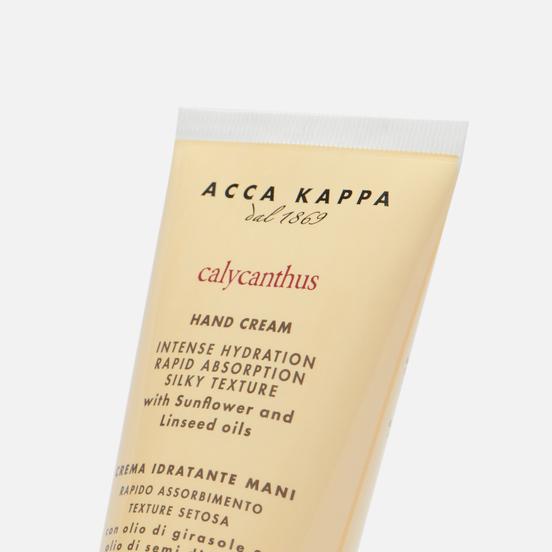 Крем для рук Acca Kappa Calycanthus