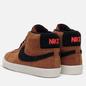 Мужские кроссовки Nike SB Zoom Blazer Mid Light British Tan/Black фото - 2