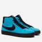 Мужские кроссовки Nike SB Zoom Blazer Mid Baltic Blue/Black/Baltic Blue/White фото - 0
