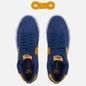 Мужские кроссовки Nike SB Zoom Blazer Mid Michigan Navy/University Gold/Navy/White фото - 1