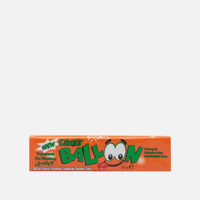 Жевательная резинка Bubble Gum Crazy Balloon Peach Apricot