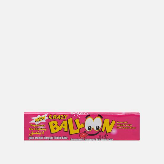 Жевательная резинка Solen Crazy Balloon Strawberry
