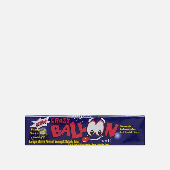 Жевательная резинка Solen Crazy Balloon Tutti Fruitti