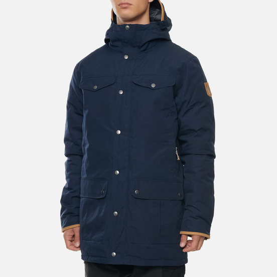 Мужская куртка парка Fjallraven Greenland No. 1 Down M Night Sky