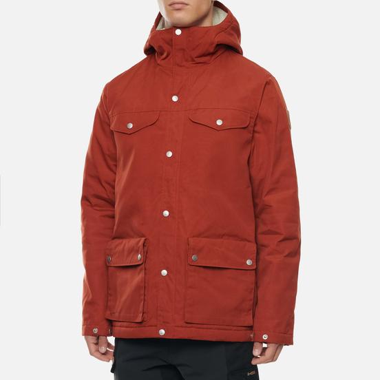 Мужская зимняя куртка Fjallraven Greenland Winter M Autumn Leaf