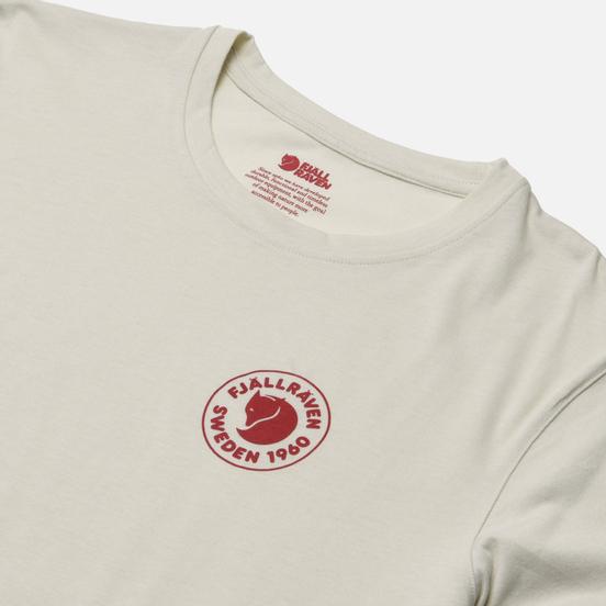 Мужская футболка Fjallraven 1960 Logo M Chalk White