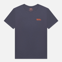 Мужская футболка Fjallraven Tornetrask M Navy