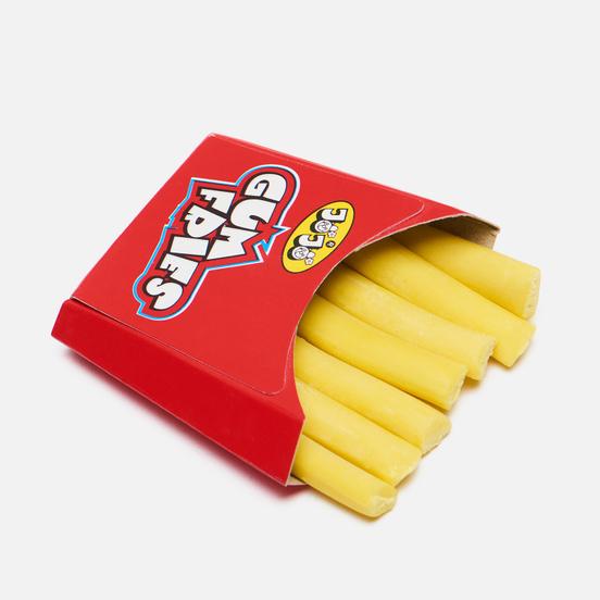 Жевательная резинка Jojo Fries With Candy Ketchup Tutti Frutti