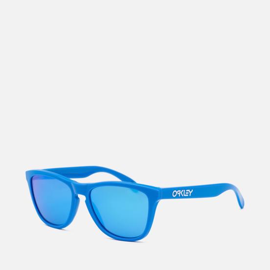 Солнцезащитные очки Oakley Frogskins Sapphire/Prizm Sapphire