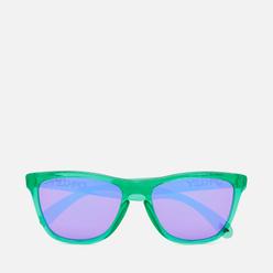 Солнцезащитные очки Oakley Frogskins Translucent Celeste/Prizm Violet