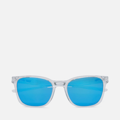 Солнцезащитные очки Oakley Ojector Polished Clear/Prizm Sapphire