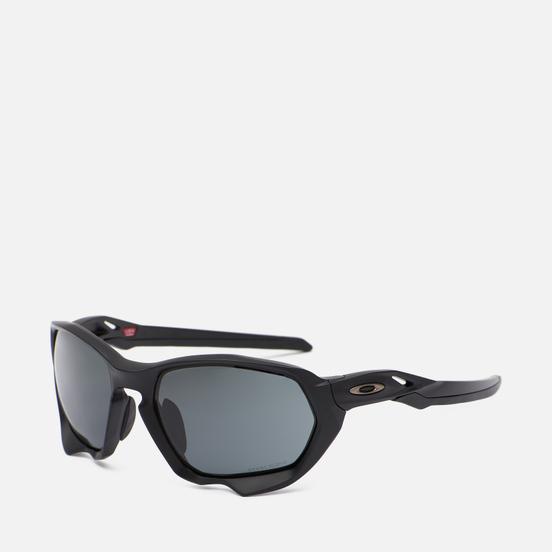 Солнцезащитные очки Oakley Plazma Matte Black/Prizm Grey