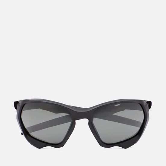Солнцезащитные очки Oakley Plazma Polarized Matte Black/Prizm Black Polarized