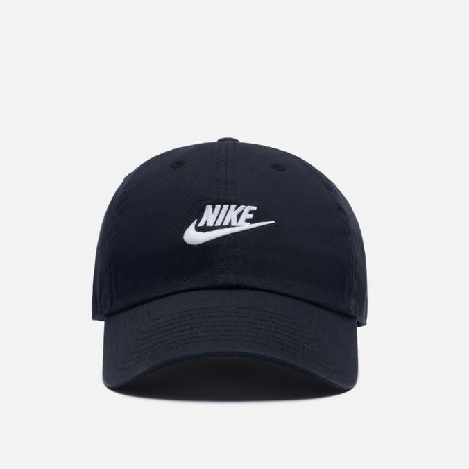nike футболка для мальчиков nike futura размер 128 137 Кепка Nike Heritage86 Futura Washed