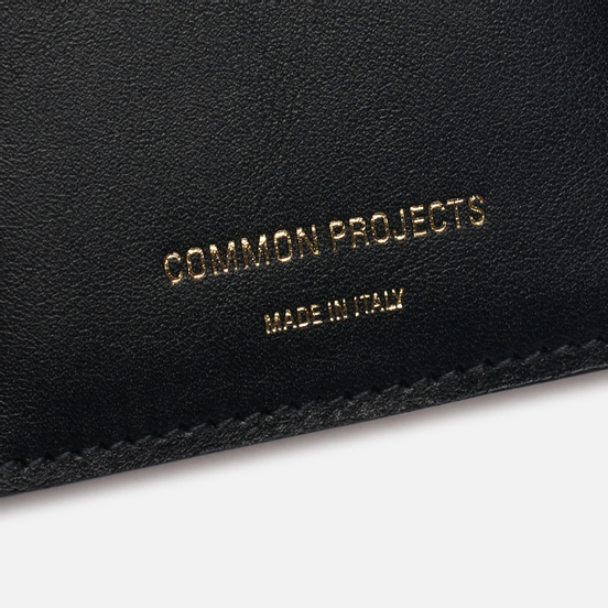 Кошелек Common Projects Folio 9173 Black