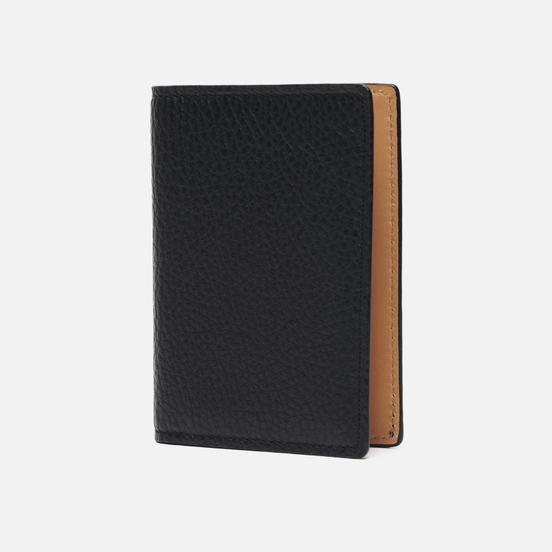 Держатель для карточек Common Projects Card Holder 9174 Black Textured
