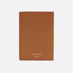 Обложка для паспорта Common Projects Passport Folio 9178 Tan