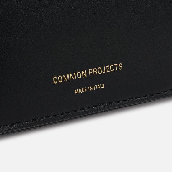 Кошелек Common Projects Continental 9181 Black