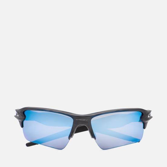 Солнцезащитные очки Oakley Flak 2.0 XL Polarized Matte Black Camo/Prizm Deep Water Polarized