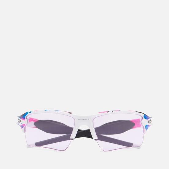 Солнцезащитные очки Oakley Flak 2.0 XL Kokoro Collection Meguru Spin/Prizm Low Light