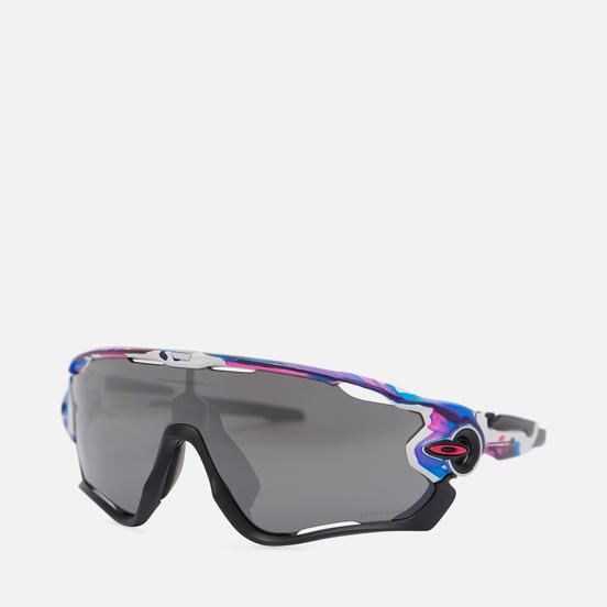 Солнцезащитные очки Oakley Jawbreaker Kokoro Collection Meguru Spin/Prizm Black