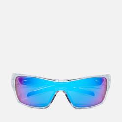 Солнцезащитные очки Oakley Turbine Rotor Polished Clear/Prizm Sapphire