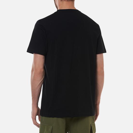 Мужская футболка maharishi Maha Miltype 21 Black