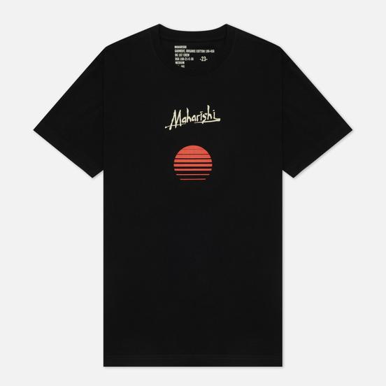 Мужская футболка maharishi Apocalypse Black
